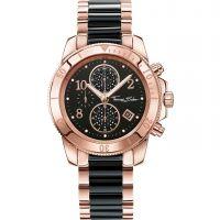 Damen Thomas Sabo Glam Keramik Chronograf Uhr