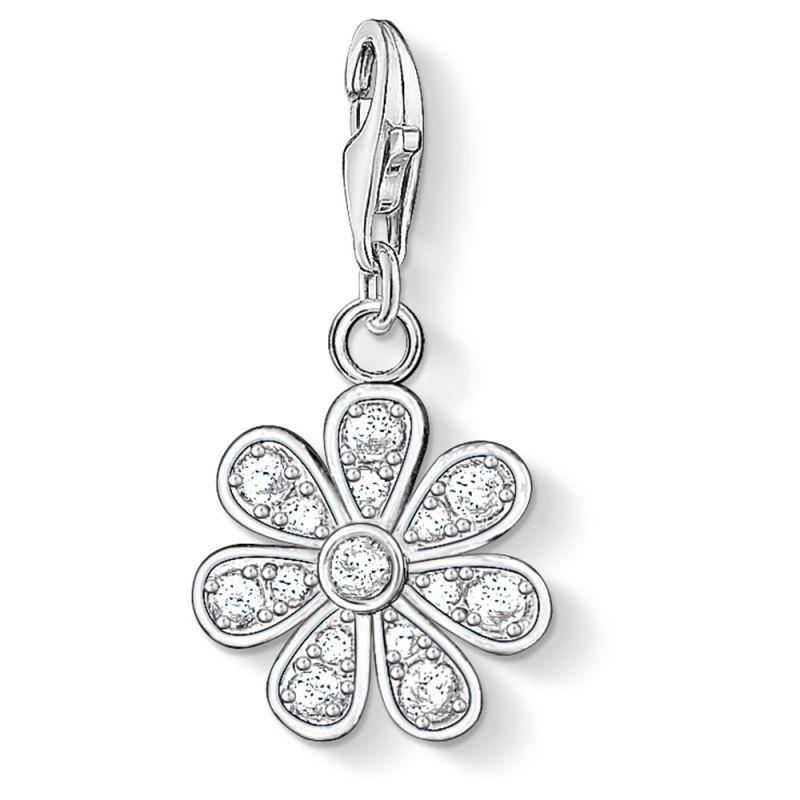 Ladies Thomas Sabo Sterling Silver Charm 0814-051-14