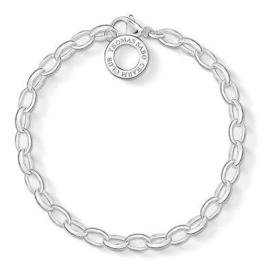 Thomas Sabo Charm Club Charm Bracelet X0031-001-12-L