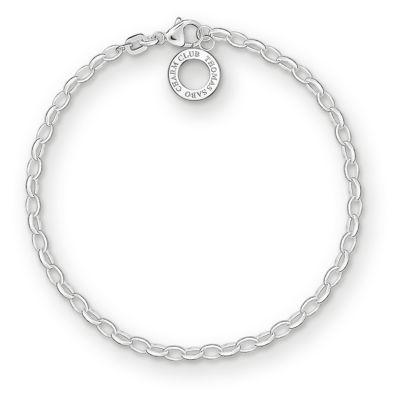 Thomas Sabo Charm Club Charm Bracelet X0163-001-12-S
