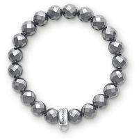 femme Thomas Sabo Jewellery Charm Club Bracelet Watch X0187-064-11-M
