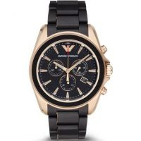 Herren Emporio Armani Chronograph Watch AR6066