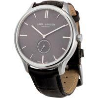 Herren Lars Larsen Simon Retro & Vintage Watch 122SGBLL