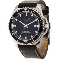 homme Lars Larsen Sea Lion Watch 150SBDBL