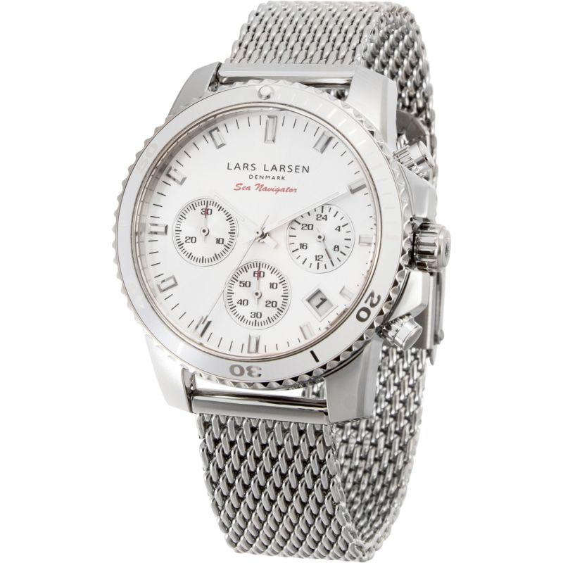 Ladies Lars Larsen Sea Navigator Chronograph Watch