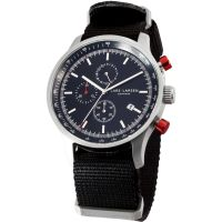 Mens Lars Larsen Tachymeter Chronograph Watch