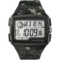 homme Timex Expedition Alarm Chronograph Watch TW4B02900