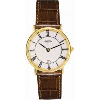Damen Michel Herbelin Classic Sonates Watch 16845/P08GO