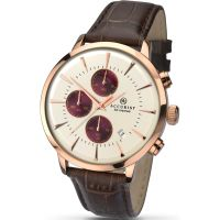 homme Accurist London Chronograph Watch 7034