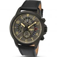 homme Accurist London Chronograph Watch 7054