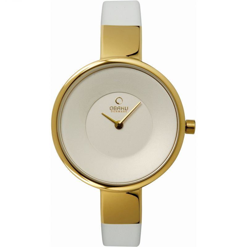 Ladies Obaku Sol Watch V149LXGIRW