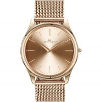Herren Kennett Kensington Rose Gold Milanese Watch KRGRGMIL