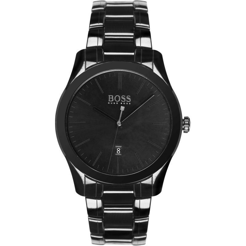 Mens Hugo Boss Ambassador Special Edition Ceramic Watch