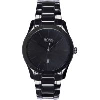 Herren Hugo Boss Ambassador Special Edition Keramik Uhr