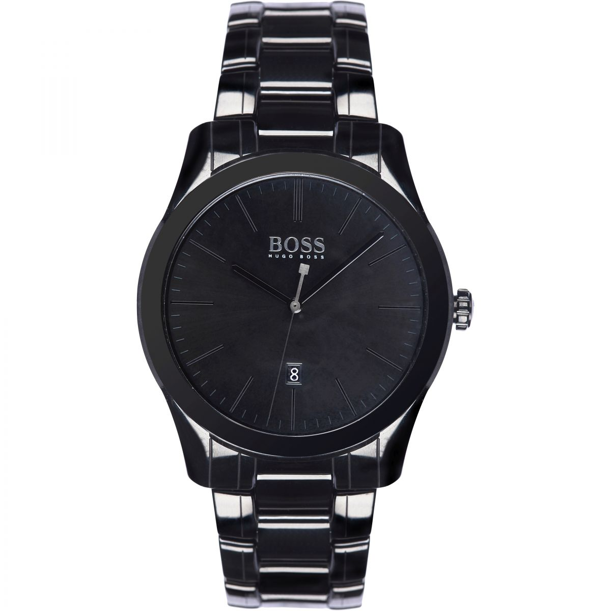 Mens Hugo Boss Ambassador Special Edition Ceramic Watch 1513223