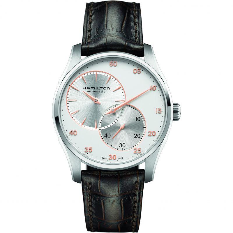 Mens Hamilton Jazzmaster Regulator Automatic Watch