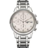 Herren Elysee Vintage Chronograph Watch 80550S