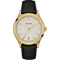 homme Bulova Mens Vintage Watch 97B147