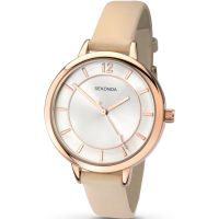 Sekonda Summertime Editions Dameshorloge Creme 2137