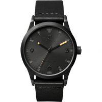 Herren Triwa Sort of Schwarz Lansen Uhr