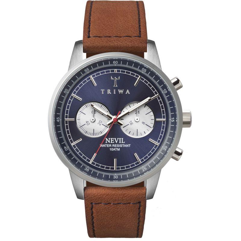 Mens Triwa Nevil Chrono Chronograph Watch