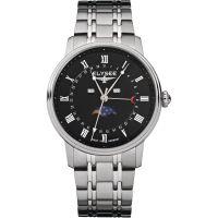 Herren Elysee Momentum Moonphase Watch 77003