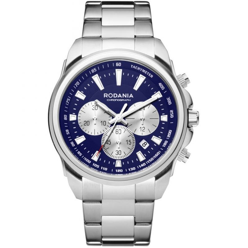 Mens Rodania Energy Chronograph Watch