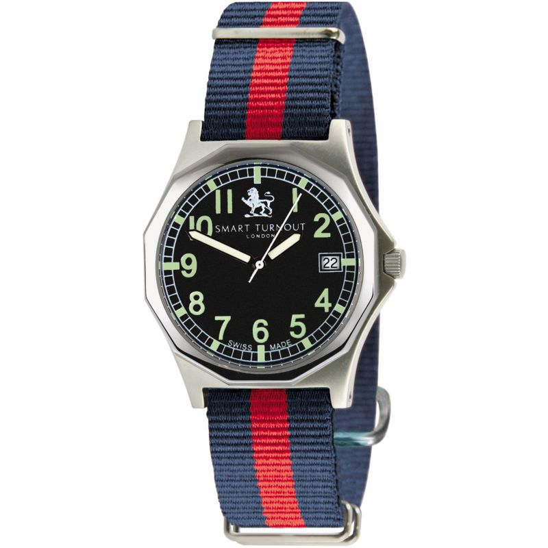 Mens Smart Turnout Military Watch Face Household Division Watch