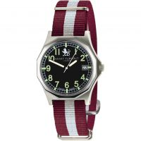 Reloj para Hombre Smart Turnout Military Watch Harvard University STA/56/W-HARV