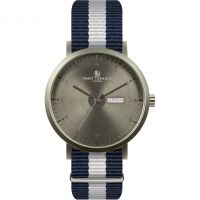 Orologio da Uomo Smart Turnout City Watch - Charcoal Grey Yale University STG1/CH/56/W-YALE