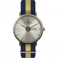 Mens Smart Turnout City Watch - Silver Princess Of Wales's Regiment Watch
