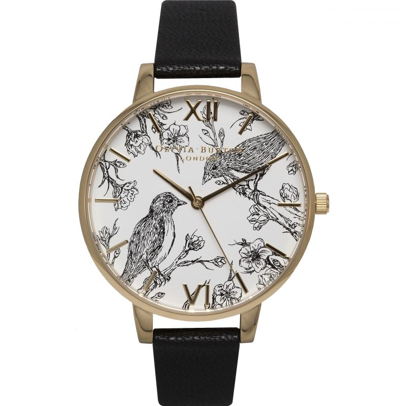 Ladies Olivia Burton Animal Motif Watch OB15AM65