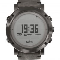 Mens Suunto Essential Altimeter Barometer Compass Alarm Chronograph Watch