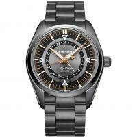 Herren Eterna KonTiki Four Hands Watch 1598.33.41.1722