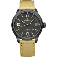 Eterna Adventic Date Herenhorloge Creme 2970.43.42.1353