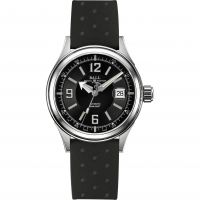 Herren Ball Fireman Racer Watch NM2088C-P2J-BKWH