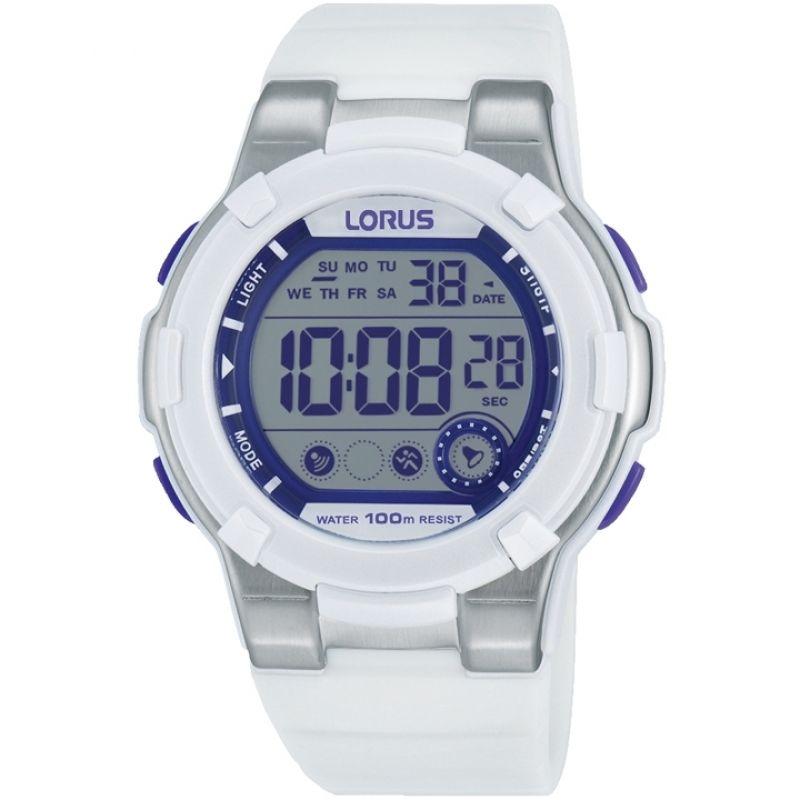 Herren Lorus Alarm Chronograph Watch R2359KX9
