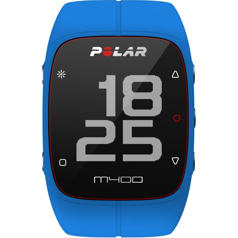 Unisex Polar M400 Bluetooth GPS Activity Tracker Heart Rate Bundle Alarm Chronograph Watch 90057189