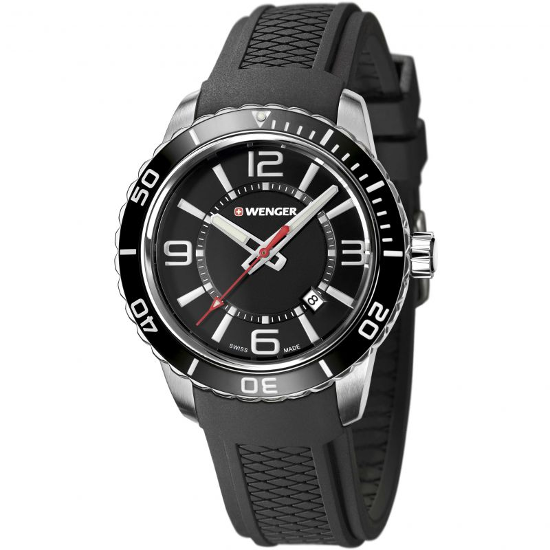 Mens Wenger Roadster Watch