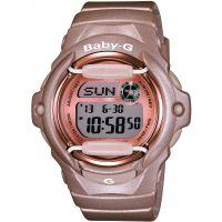 Damen Casio Baby-G Alarm Watch BG-169G-4ER