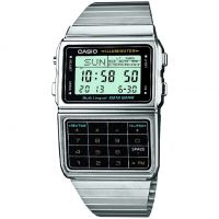 Unisex Casio Core Collection Databank Alarm Chronograph Watch