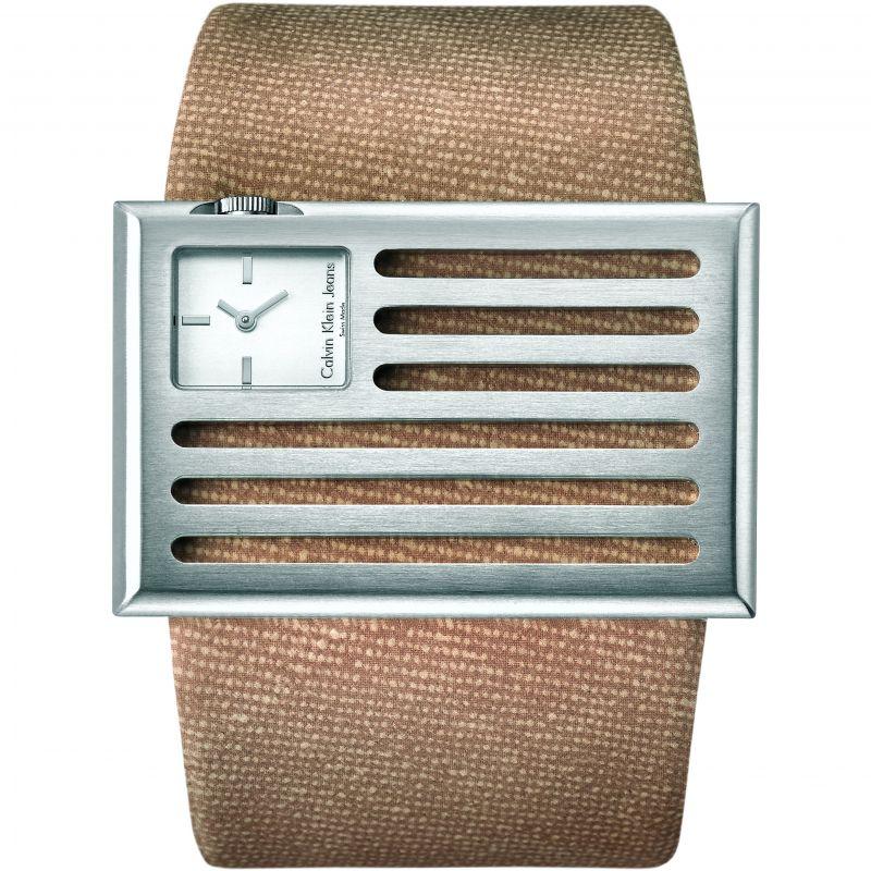 Unisex Calvin Klein Banner Watch
