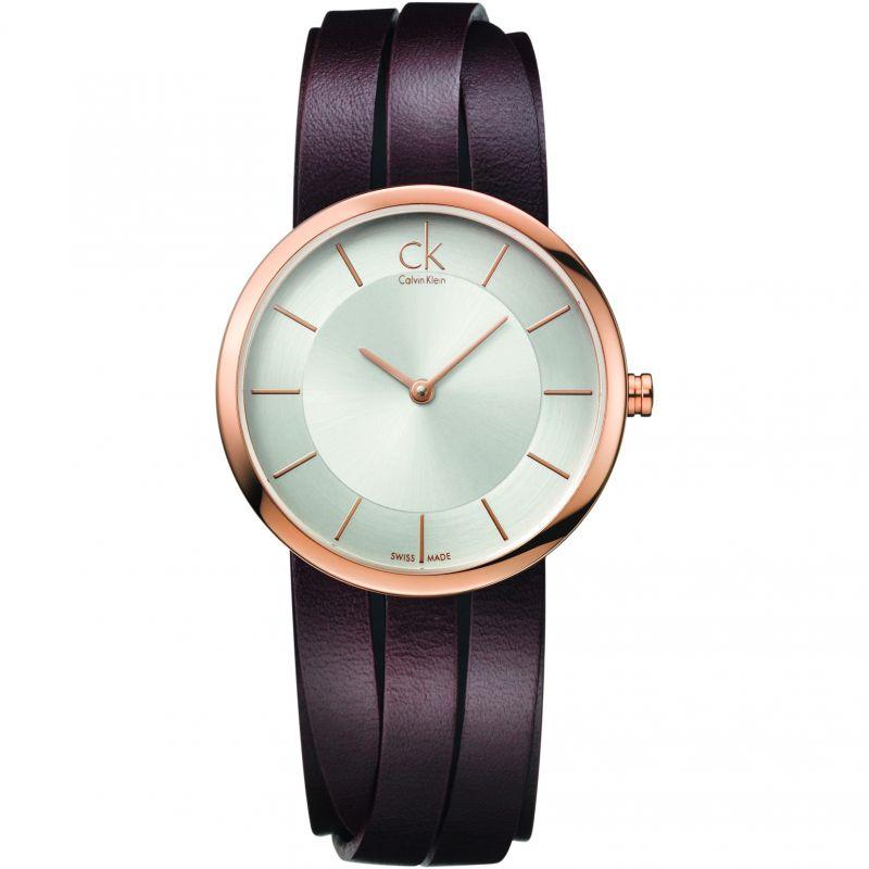 Ladies Calvin Klein Extent Large Watch