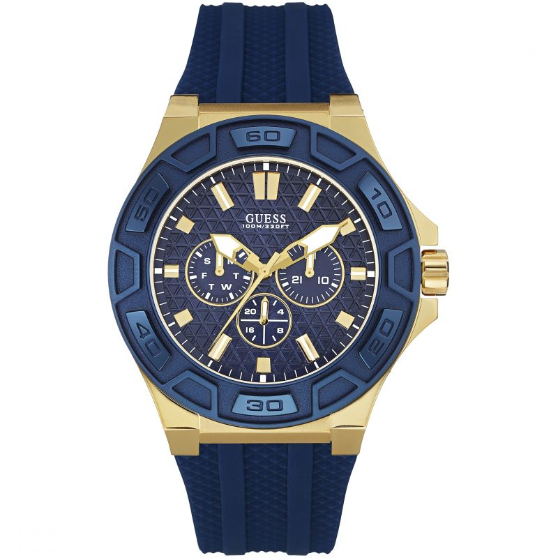 Mens Guess Force Chronograph Watch