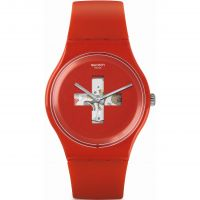 Orologio da Unisex Swatch Around The Clock SUOR106