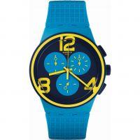 Unisex Swatch Chronograph Watch SUSS100