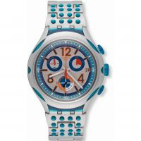 Herren Swatch Chronograph Watch YYS4007AG
