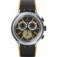 Herren Swatch Chronograf Uhr