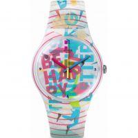 Unisex Swatch neu Herren Uhr