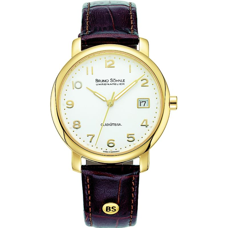 Mens Bruno Sohnle Momento Watch 17-33016-223
